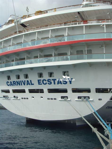 carnival ecstasy empress deck plan tour