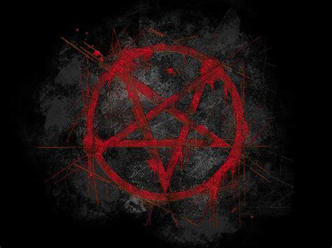 wallpaper black metal 666 pentagram wallpapers 4usky com