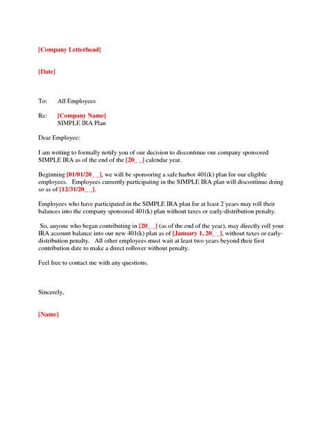 Termination Withdrawal Letter Format sle employee termination notice letter dismissal