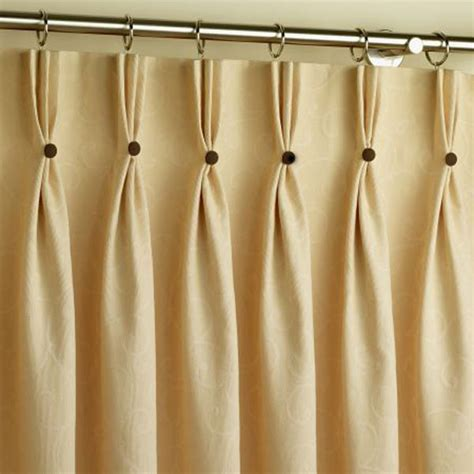 Pinch pleat curtains with buttons 2 made to measure curtains for sale ramsdens home interiors
