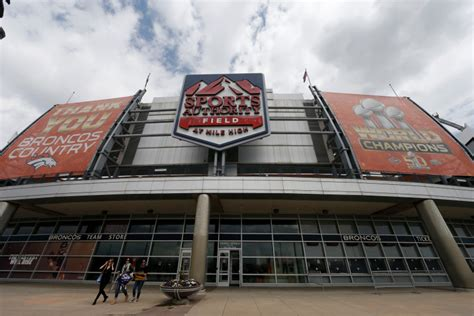mile high stadium naming rights headed to the denver