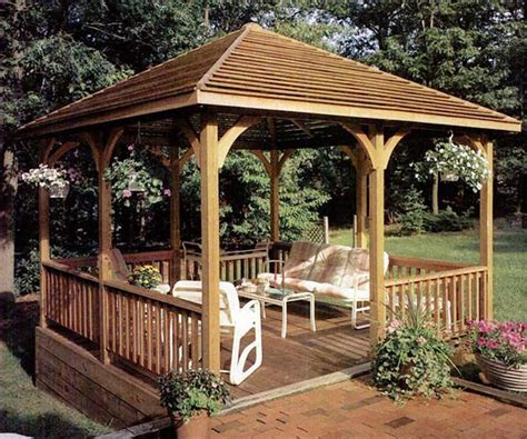 build gazebo top 13 diy pergola and gazebos ideas to create your