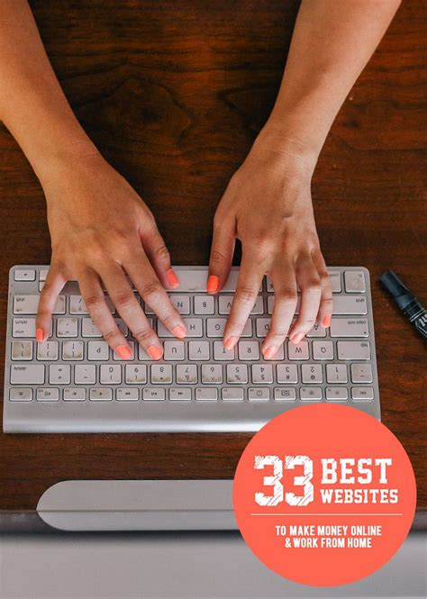 Best Sites To Work From Home Online - my top picks 33 best websites to make money online work from home i am aileen