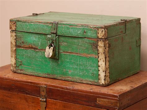rustic green rustic green chest sold scaramanga