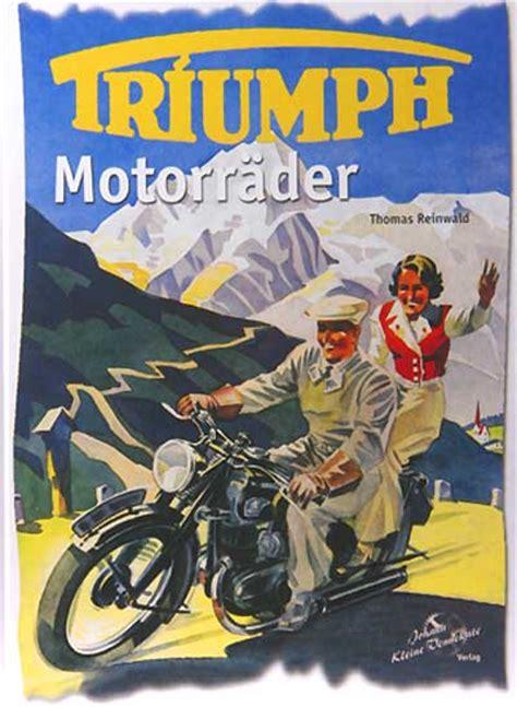 Norton Motorrad Buch by Triumph Motorr 228 Der Oldtimer Buchhandel
