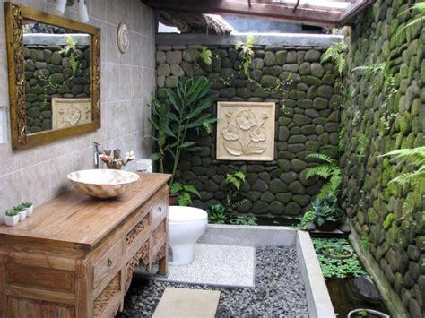 Dekorieren Hawaiian Style by 60 Badezimmerideen F 252 R Den Au 223 Enbereich Freshouse
