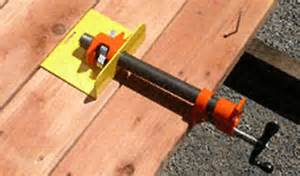 straight and easy decking for 20 toolmonger