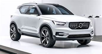 Volvo Crossover 2019 Volvo Xc40 The Smallest Volvo Crossover For Now