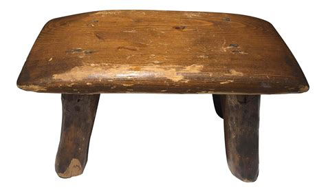 Antique Wooden Stool by Antique Wooden Step Stool Chairish