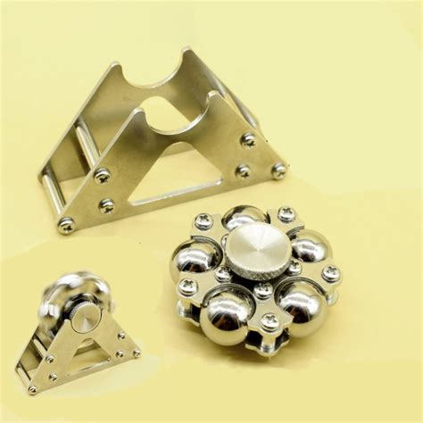 Fidget Spinner Besi Steel assemble ferris wheel metal fidget spinner