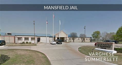 tarrant county bond desk mansfield information mansfield inmate search