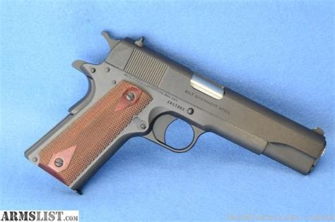 1991 colt government 45acp stainless armslist for sale colt 1991 government 45 acp nib