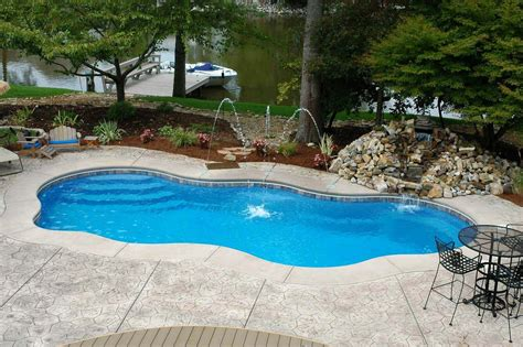 Inground Swimming Pools Backyard Pools Prices