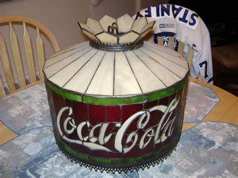 coca cola l shade coca cola hanging l shade collectors weekly