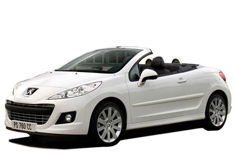 peugeot convertible peugeot 207 cc cabriolet review carbuyer