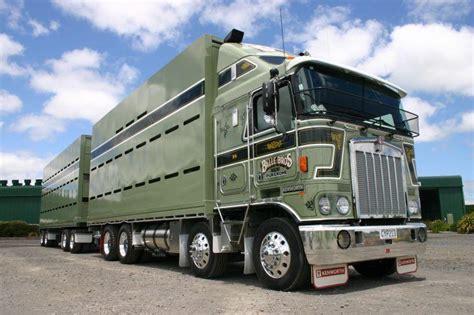 kenworth aerodyne truck green 2005 kenworth k104g aerodyne truck photo kenworth