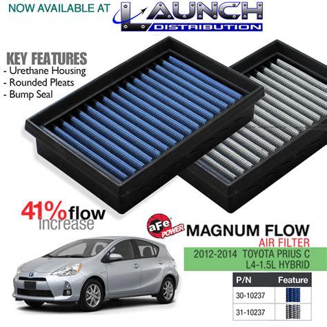 Toyota Prius Air Filter Afe Power Magnum Flow Air Filter For 2012 14 Toyota Prius