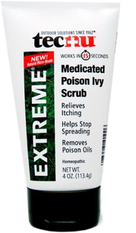 Tecnu Extreme Medicated Poison Ivy Scrub   4 oz.   REI.com