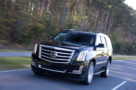 new 2015 cadillac escalade 2015 cadillac escalade first look automobile magazine