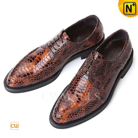 printed oxford shoes printed leather oxford shoes cw751158 cwmalls