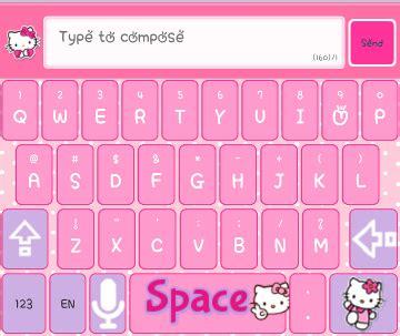 smart keyboard themes mobile9 pretty droid themes hello kitty smartkeyboard skin