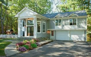 Before And After Home Exterior Makeovers - an enviable addition