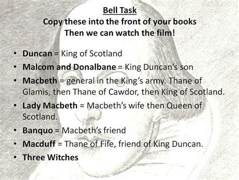 macbeth themes handout 1000 images about macbeth on pinterest english