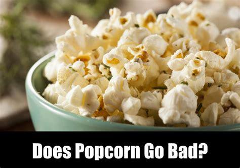 Does Kitchen Bouquet Go Bad Does Popcorn Go Bad Kitchensanity