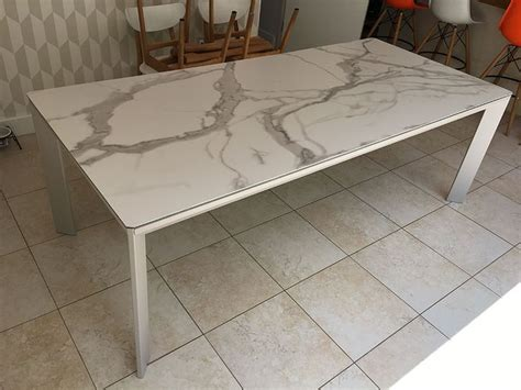 Marble Effect Dining Table 94 Best Dining Table Images On Bedroom Modern Brass And Buffet