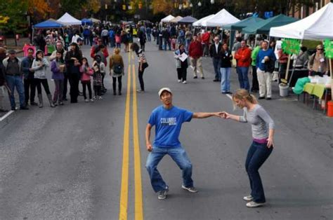swing dancing albany ny photo gallery upper madison street fair times union