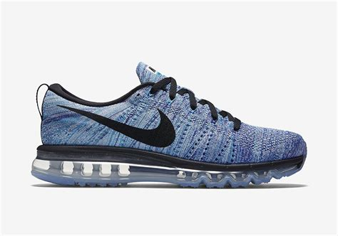 Nike Airmax Flyknit 04 nike flyknit air max chlorine blue sneakernews