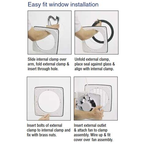 how to install exhaust fan in window maxair 150 pull cord window exhaust fan