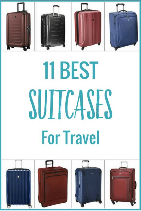 best size 11 best suitcases for easy travel how to choose a