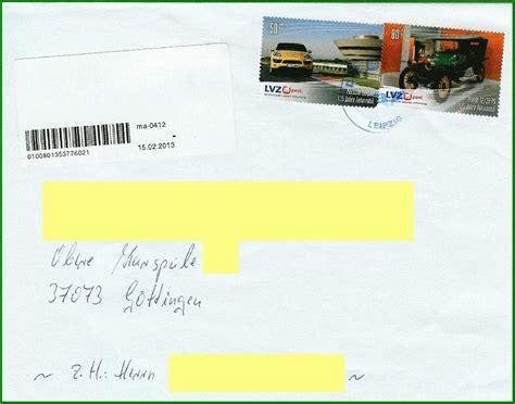 Aufkleber Päckchen Deutsche Post by Kompaktbrief Post Tracking Support