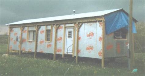 building a mobile insulating a mobile home with foam board diy project