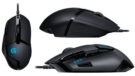 Mouse Logitech Hyperion Fury logitech launches new g402 hyperion fury gaming mouse