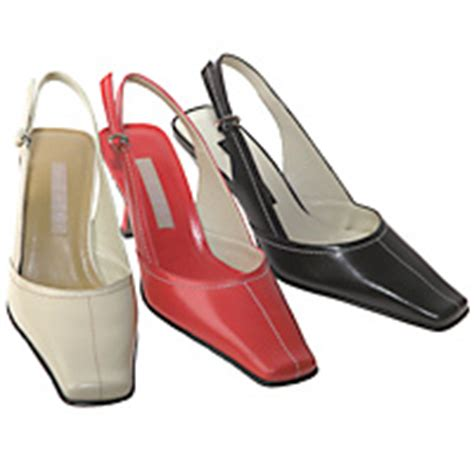 s non backless shoes