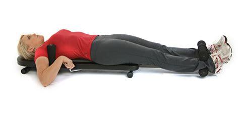 back stretch bench stamina inline back stretch bench