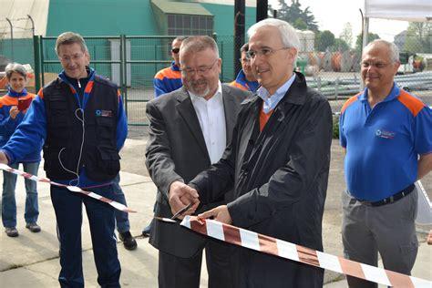 a2a sede inaugurata la sede della protezione civile di a2a a