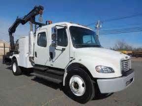 utility service trucks deals offers freightliner