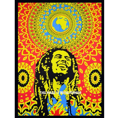 bob marley rugs for sale bob marley poster hippie rasta poster wall hanging tapestry royalfurnish