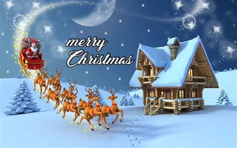 merry christmas hd wallpapers  images  site