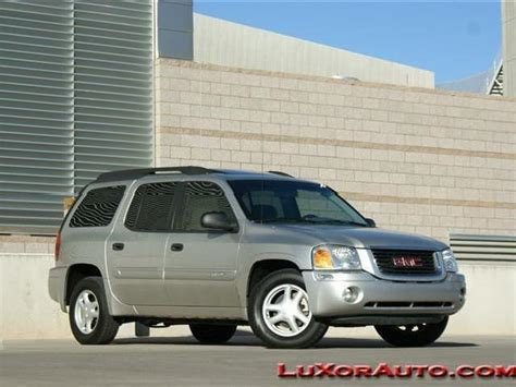 2004 gmc envoy xl sle sport utility 4d pictures and videos kelley blue book 2004 gmc envoy used cars in arizona mitula cars