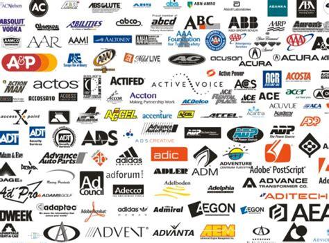 list of all company logos in the world 世界著名logo标志矢量素材 cdr