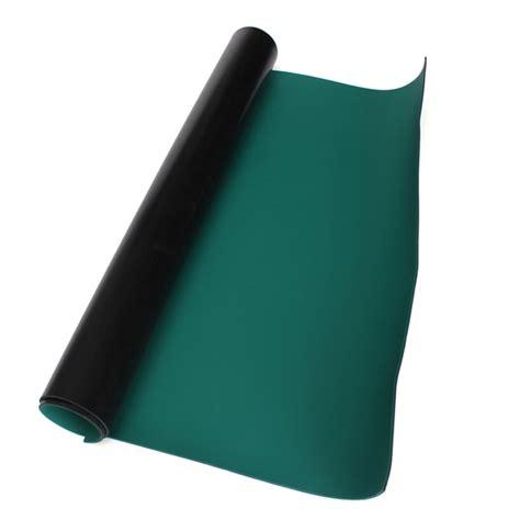 anti static desk mat green desktop anti static esd grouding mat 50x60cm for