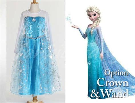 movies frozen dress frozen elsa dress kid kids frozen