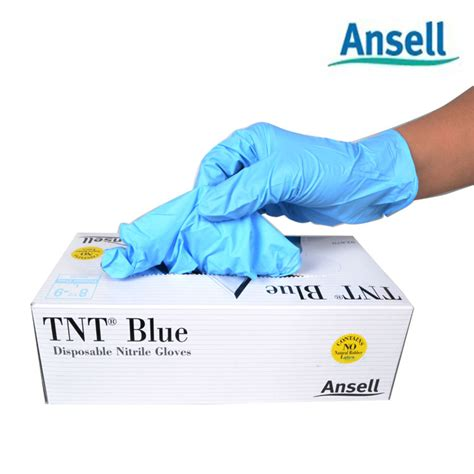 Sarung Tangan Disposable aliexpress beli ansell 92 670 bahan kimia nitrile