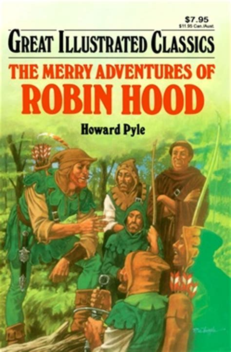 the lawdog files adventures books merry adventures of robin great illustrated classics