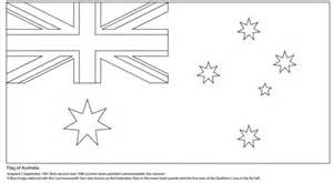 australian flag coloring page free printable coloring pages