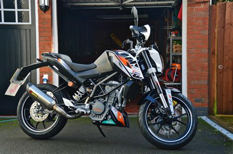 Ktm 125 Sx 2014 Price 2014 Ktm 125 Duke 13 White Learner Reduced Price